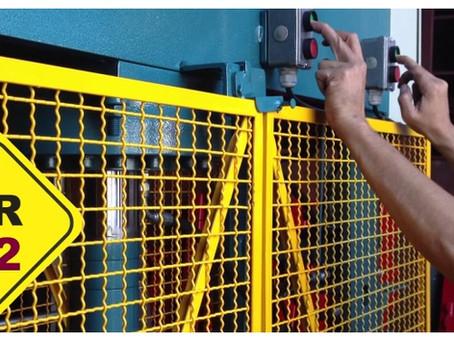 NR 12: Como aplicar a norma para máquinas pesadas