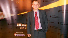 """Ernst & Young Entrepreneur of the Year"""