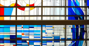Stained Glass   Saint Mary's Hospital and Regional Medical Center - Grand Junction, CO