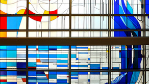 Stained Glass | Saint Mary's Hospital and Regional Medical Center - Grand Junction, CO