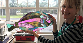 STAINED GLASS AND MOSAIC CLASS