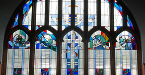 Stained Glass | Westminster Presbyterian Church / Rodney Chapel | Wilmington, DL