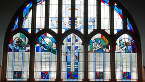 Stained Glass | Westminster Presbyterian Church / Rodney Chapel | Wilmington, DL