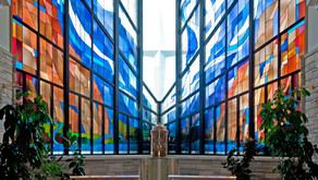 Stained Glass | Immaculate Heart of Mary Church | Grand Junction, CO