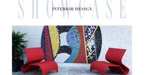 PORTFOLIO MAGAZINE | Showcase Interior Design with Mosaic in Naples, FL