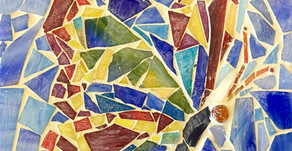 It's Time!  Mosaic and Stained Glass Classes Starting Soon