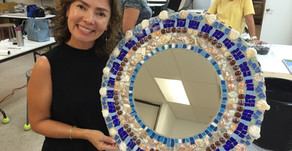 STAINED GLASS AND MOSAIC CLASSES