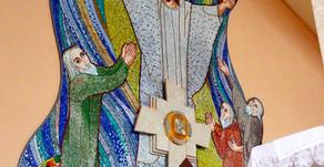 Mosaic | Transfiguration of Jesus