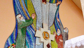 Mosaic | Transfiguration of Jesus