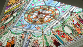 Stained Glass | Private Villa