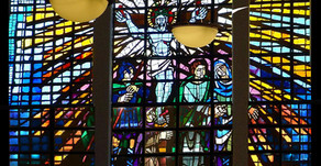 Faceted Glass | St. Gregory The Great Church | Williamsville, NY