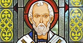 Stained Glass | Saint Sava Orthodox Church - Houston, TX