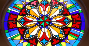 Stained Glass | St. Joseph-on-Carrollton Manor | Frederick, MD