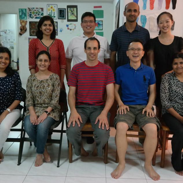 Group photo at my house May 2017.JPG