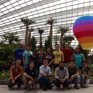 lab photo with balloon.JPG