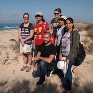 Caesarea beach 1.JPG