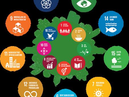 FN´s bærekraftsmål for norsk byggebransje