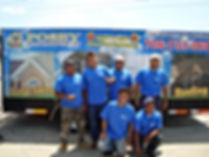 Service Professionals at Posey Home Improvements