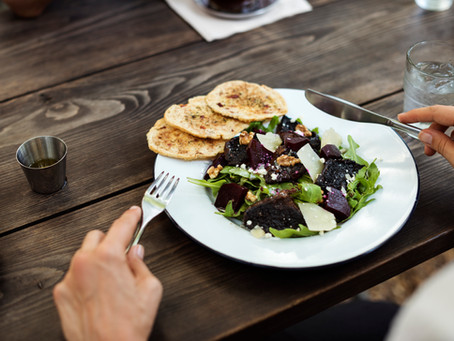 Mindful eating: Ever thought about it?