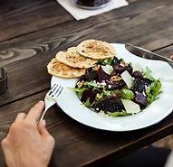 Salada de beterraba