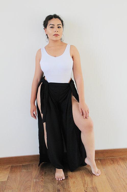 Calça Pantalona Luxo Preta
