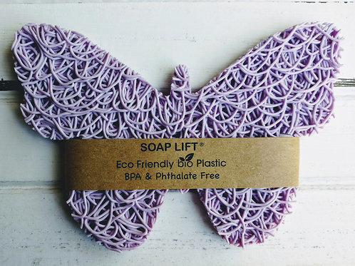Purple Butterfly Soap Lift