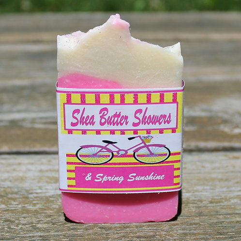 Shea Butter Showers & Spring Sunshine