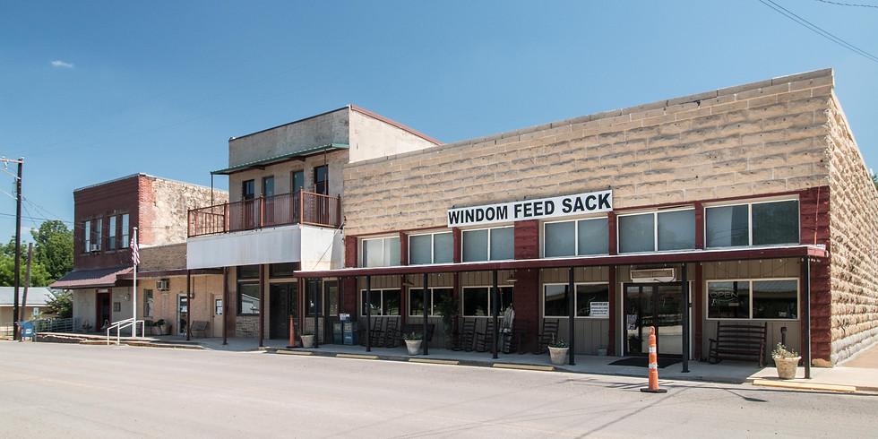 Senior Adult Outing - Windom Feed Sack