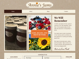 Annie's Jams