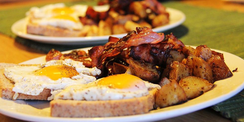 Men's Breakfast - August
