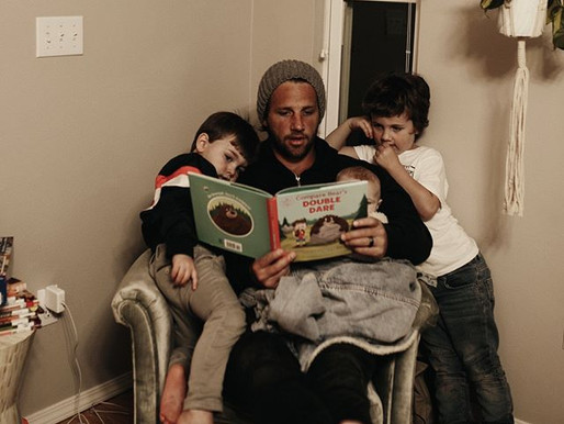 Reading with Your Child Can Help Them Develop This Soft Skill