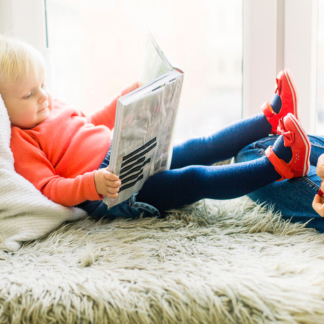 Reading with Kids: 9 Ways to Optimize Storytime