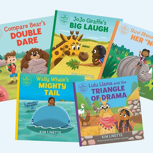 EQ Explorers Five-Book Series