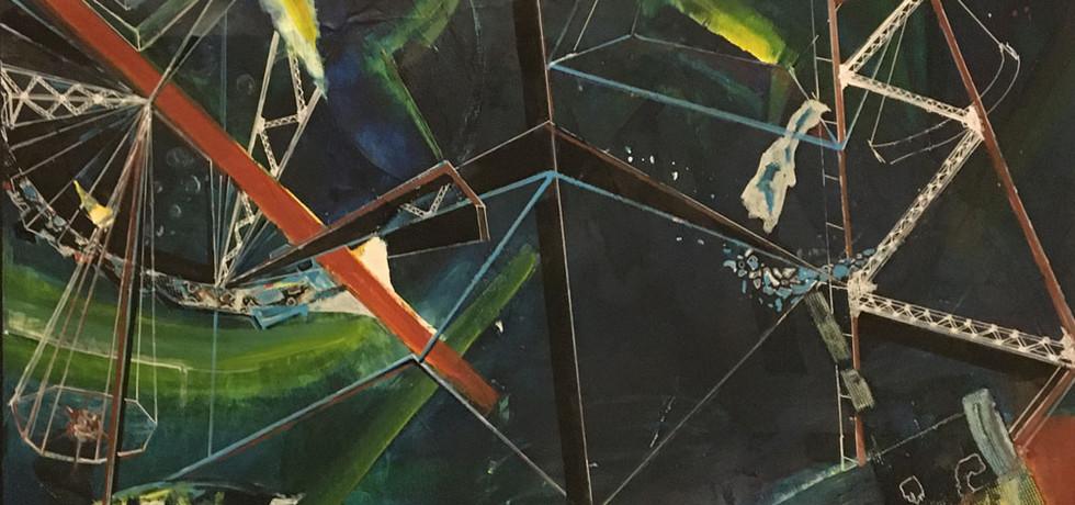 'Atomium unther Construction' 2018