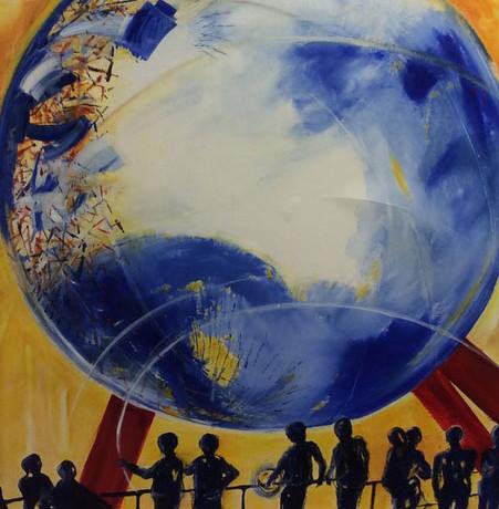 'Atomium Versus Universe'   2016
