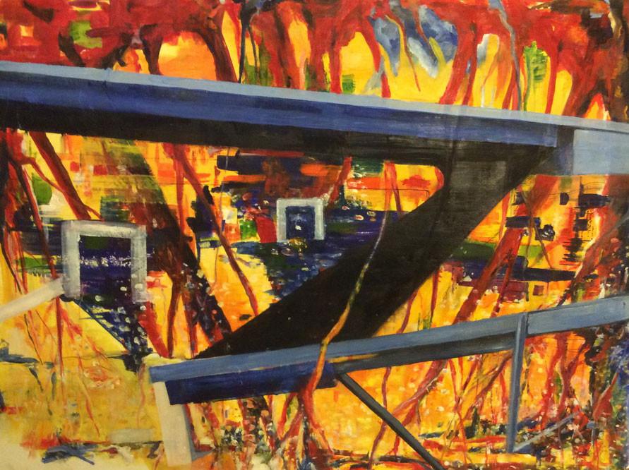 'A Bridge too Far'  2015
