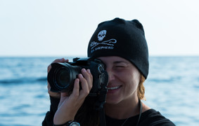 Photographer: www.instagram.com/nickleopoldsordo/ Taken while on campaign with Sea Shepherd Conservation Society, 2020