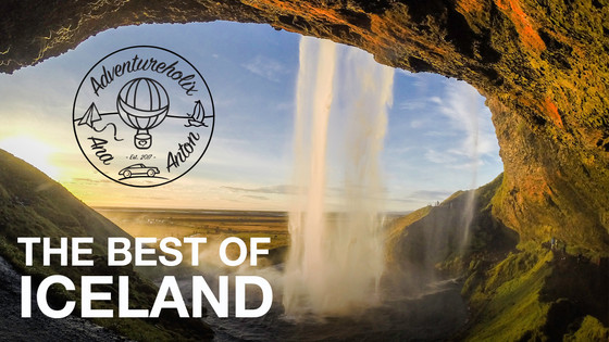 THE BEST OF ICELAND | Iceland Road Trip | Adventureholix | S1:E11