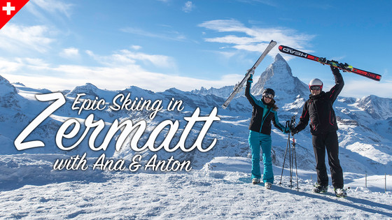 Skiing in ZERMATT and much more... (2017/2018 Season) | S3:E1