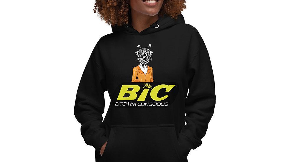 BiC Unisex Hoodie