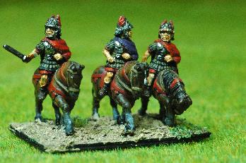 15mm Early Roman