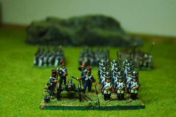 28mm French Nap.