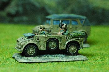 15mm Afrika Korp.