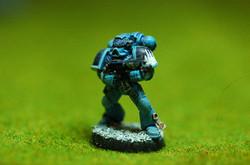 28mm Space Marine