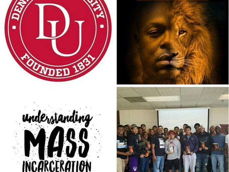 LionHeart: Men of Color Support Group, Denison University