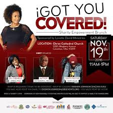 "LionHeart: ""iGot You Covered"" Empowerment Brunch"