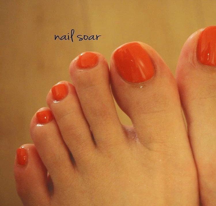 シンプル footnail