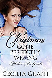 A Christmas Gone Pefectly Wrong by Cecilia Grant