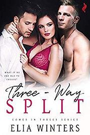 Three Way Split by Elia Winters