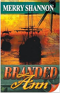 Branded Ann by Merry Shannon
